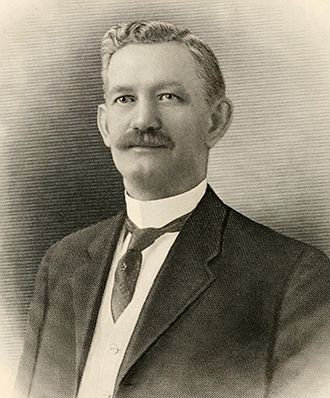 North Carolina's 7th congressional district - Image: Robert Newton Page US Congressman