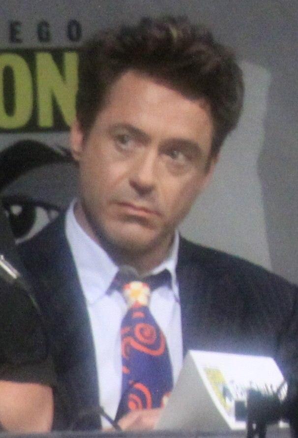 Robert Downey Jr SDCC 2009 3