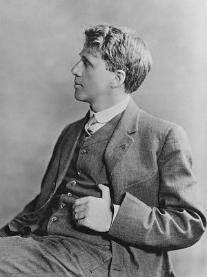 A Boy's Will - Robert Frost in 1913