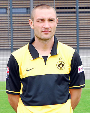 Robert Kovač - Kovač  with Borussia Dortmund in 2007
