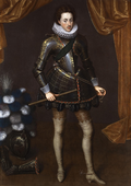 Robert Peake the Elder Henry Frederick Prince of Wales in Armour.png