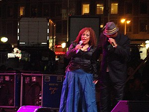 Roberta Flack - Flack performing in Boston, Mass., on August 28, 2013