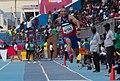 Roger Haitengi of Namibia at the 2018 African Athletics Championships.jpg