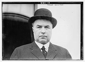 Cook County Democratic Party - Chairman Roger C. Sullivan, circa 1913