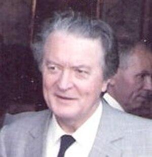 Roland Dumas - Roland Dumas in the 1980s