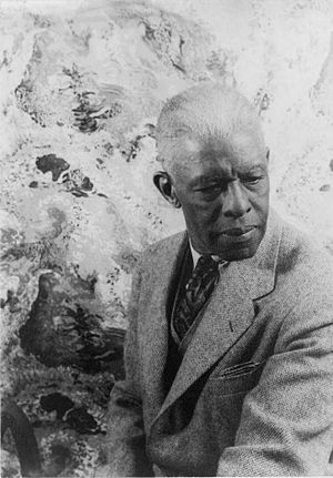Roland Hayes - Hayes in 1954, photo by Carl Van Vechten