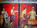 Roman fresco Villa dei Misteri Pompeii 004.jpg
