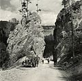 Romania, Transylvania, Bicaz Canyon Fortepan 76964.jpg