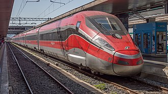 Trenitalia - Frecciarossa 1000 high-speed train