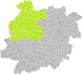 Romestaing (Lot-et-Garonne) dans son Arrondissement.png