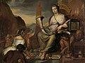 Romeyn de Hooghe - Zinnebeeldige voorstelling van het muntwezen - SK-A-833 - Rijksmuseum.jpg