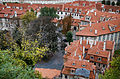Rooftop view from the back entrance to the Castle, Prague - 9467.jpg