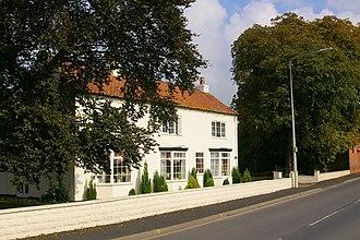 Holme-on-Spalding-Moor - Image: Rose Farm, Holme on Spalding Moor