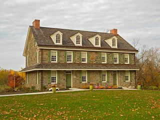 Old Rose Tree Tavern United States historic place