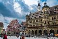 Rothenburg ob der Tauber, Marktplatz.jpg