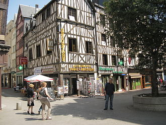 Upper Normandy - Rouen