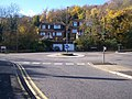 Roundabout on Walderslade Road - geograph.org.uk - 1043487.jpg
