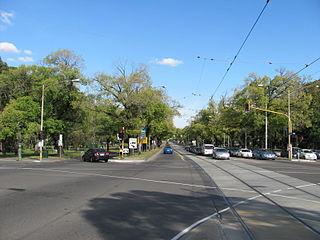 Royal Parade, Melbourne