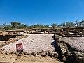 Ruínas Romanas de Cáparra, vivendas arruinadas.jpg