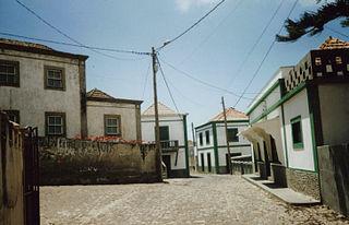 Nossa Senhora do Monte, Cape Verde Settlement in Brava, Cape Verde
