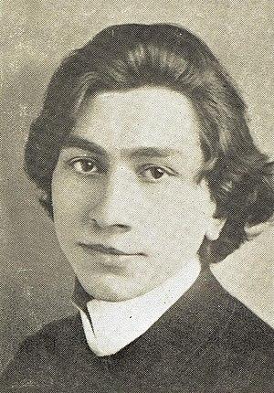 Rudolf Friml - Rudolf Friml, 1905