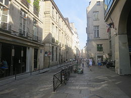 Image illustrative de l'article Rue Saint-Merri