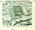 Ruhrorter Kastell im Jahre 1587 von ca 1700.jpg