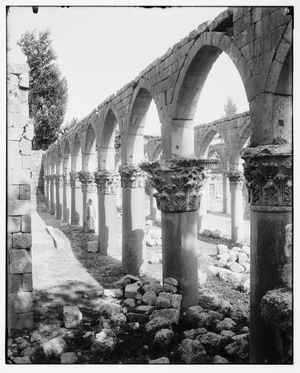 Ruins of Old Mosque, Baalbek WDL2449