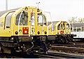 Ruislip London Underground Battery Locomotives L63 & L67.jpg