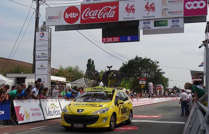 Rumillies (Tournai) - Tour de Wallonie, étape 1, 26 juillet 2014, arrivée (A34).JPG