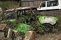 Rusty Mini Car at Street - geograph.org.uk - 211434.jpg