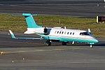 Ryanair, M-ABGV, Learjet 45XR (22192641076).jpg