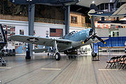 SB2A Naval Aviation Museum