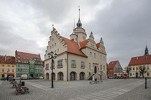 Prusice - Town Hall