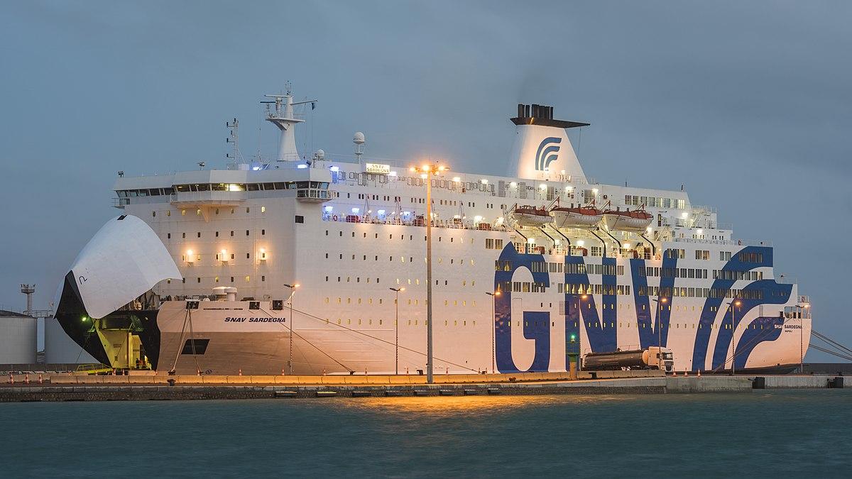Grandi navi veloci wikipedia for Nave sardegna