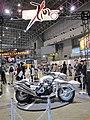 Saber's motorbike, Fate Zero, Niconico chokaigi 20120428.jpg