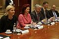 Saeimas priekšsēdētāja oficiālā vizītē apmeklē Gruziju (13534949265).jpg