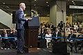 Saeimas priekšsēdētāja piedalās pasākumā, kurā ASV viceprezidents uzrunā Baltijas iedzīvotājus (28894968960).jpg