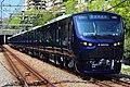 Sagami Railway 12000 series Izumino Line Ryokuentoshi Station 20190420.jpg