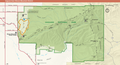 Saguaro National Park-East map.png