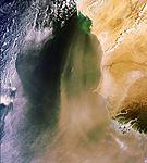 Sahara sand and dust seen by ESA's Envisat.jpg