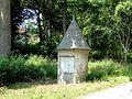 Saint-Jean-aux-Bois (60), carrefour de la Muette en forêt de Compiègne, échauguette 2.jpg
