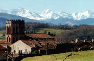 Couserans - Saint-Lizier and the Pyrenees