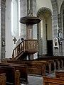 Saint-Ouën-des-Toits (53) Église Saint-Ouen Intérieur 12.JPG