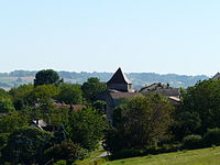 Saint-Romain-et-Saint-Clément village Saint-Romain.JPG