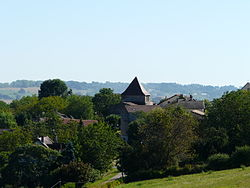 Saint-Romain-et-Saint-Clément village Saint-Romain.JPG