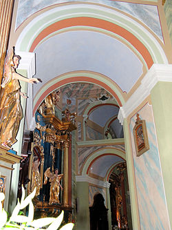 Saint Anne church in Lubartów - Interior - 27.jpg