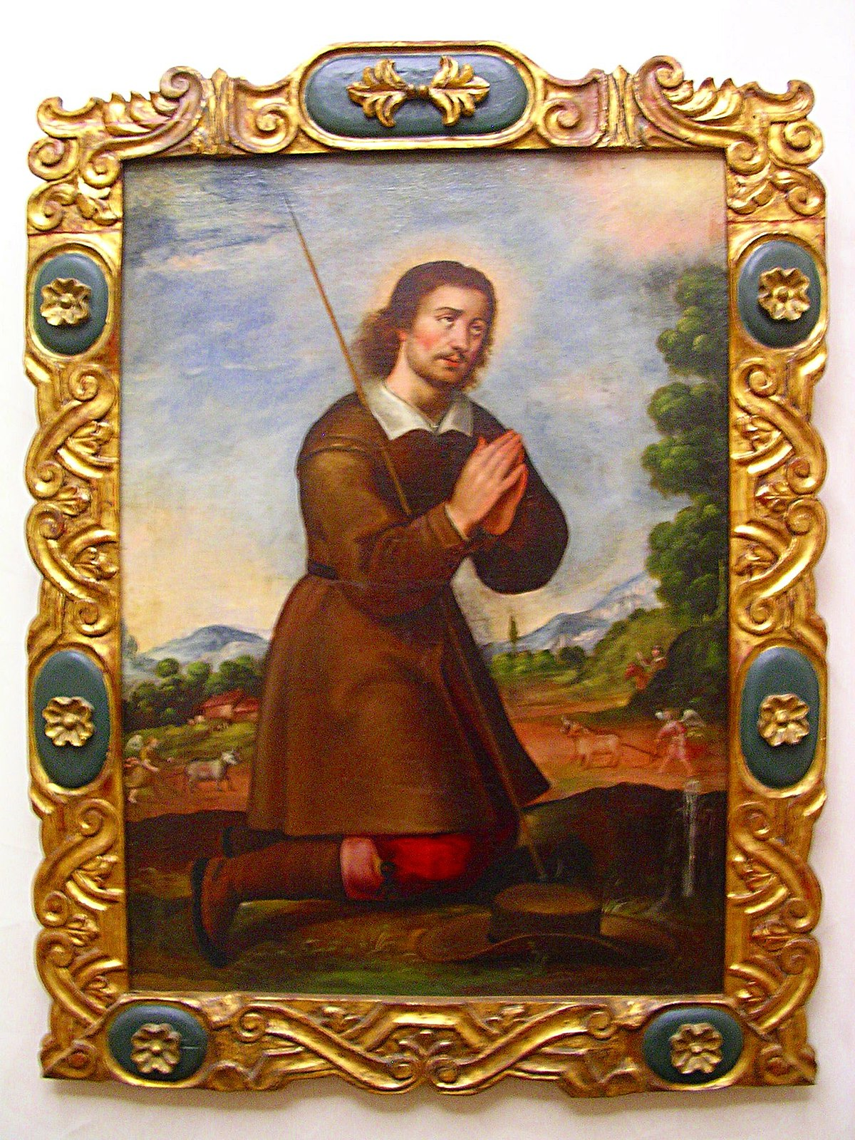 Saint Isidor Farmer (18th cen, anon).jpg
