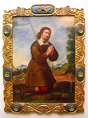 Isidore the Laborer - Saint Isidore the Farmer