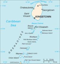 Geografia De San Vicente Y Las Granadinas Wikipedia La